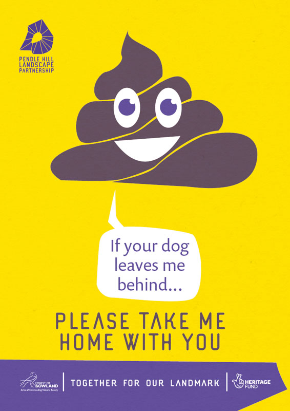 Take Your Dog Poo Home