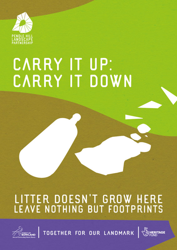Take Litter Home - Bottle