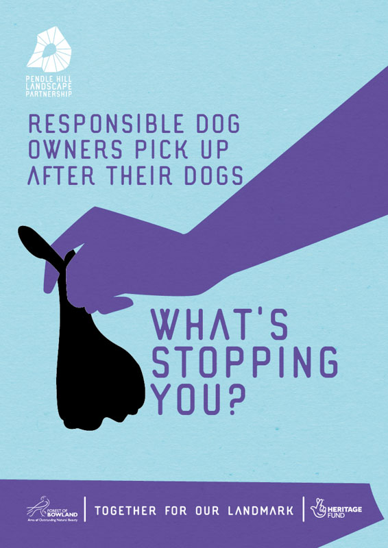 Take Dog Poo Home - Responsible Owners