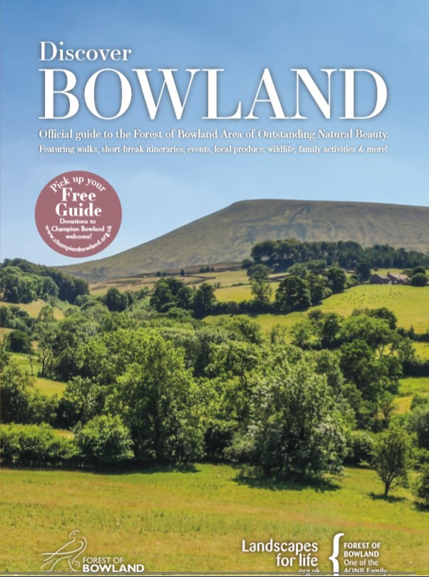 Discover Bowland Guide Cover