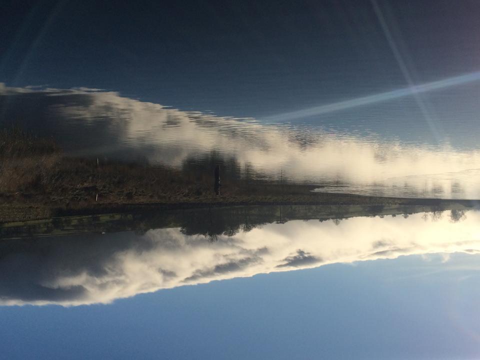 Misty hill phenomenon