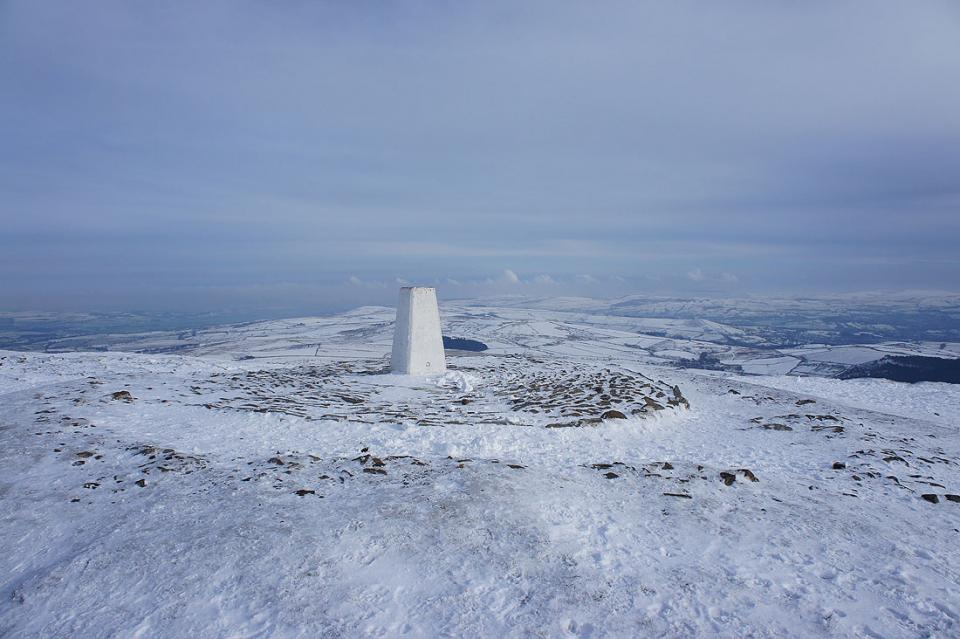 In the deep trig winter