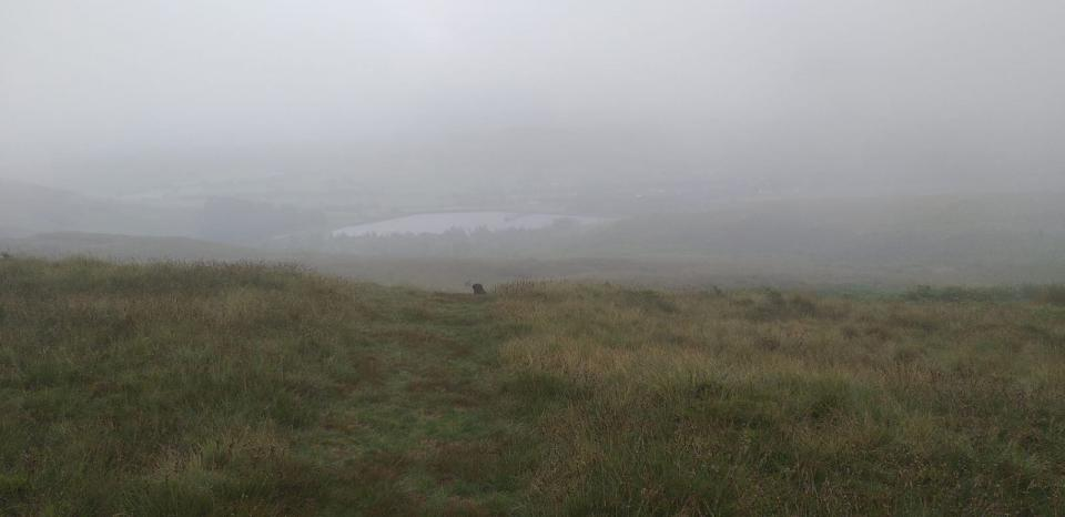 Clowbridge res fog
