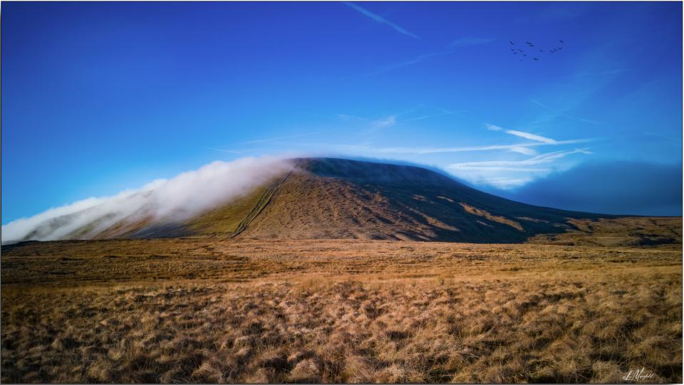 Pendle Hill, January 2020