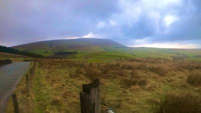 Pendle Hill from Newchurch in Pendle  © Phil Sainter