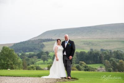 Wedding pendle  © Sarah Middleton